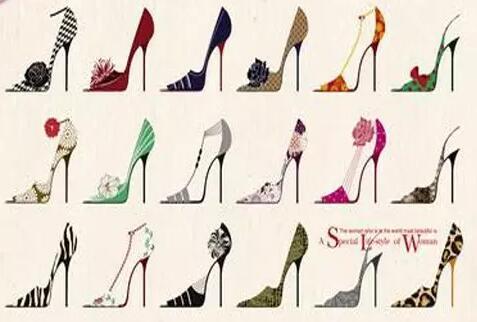 高跟鞋的鞋跟多高最美丽最健康?